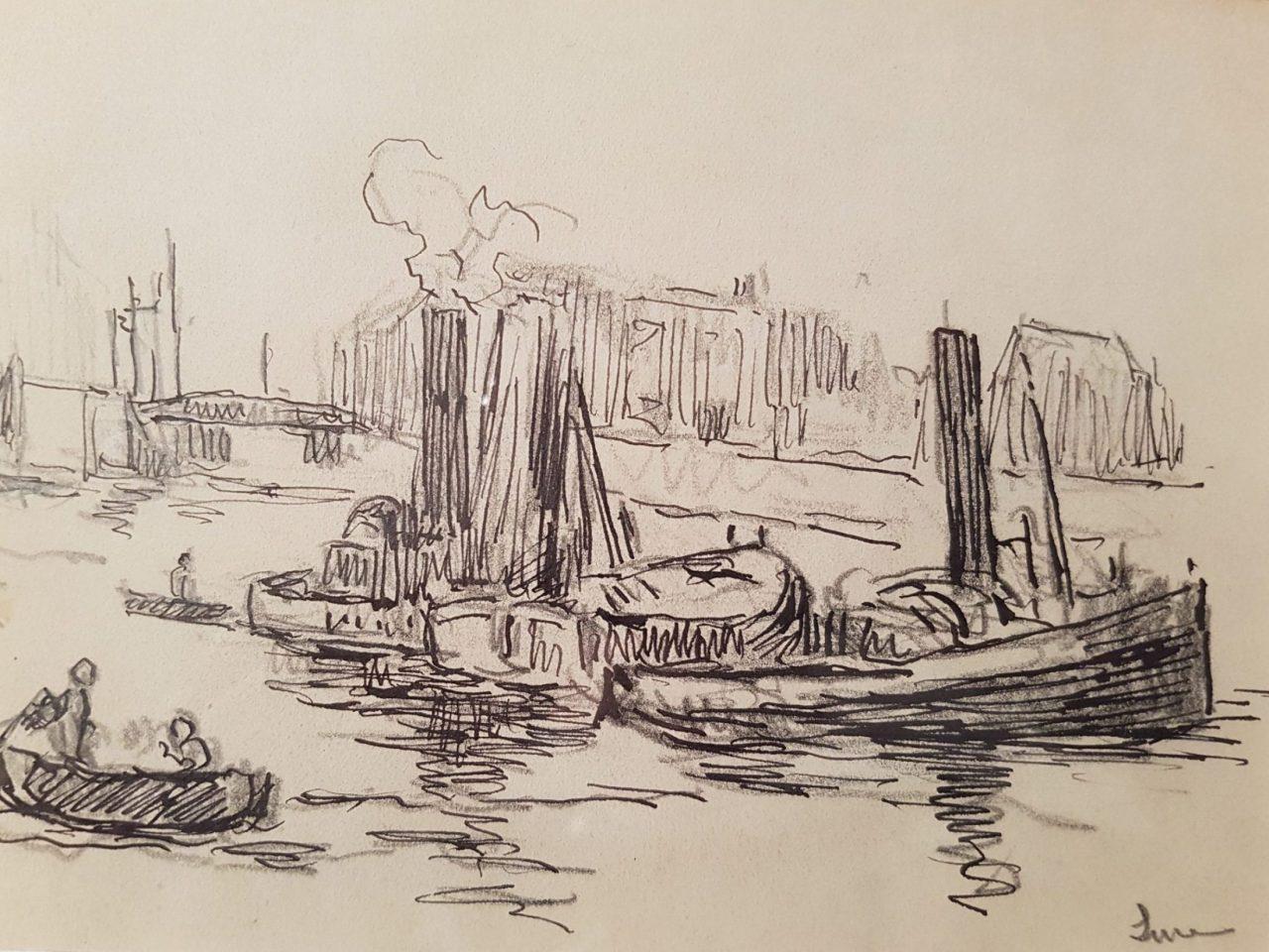 Remorqueurs – Port de Dieppe