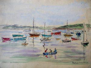 Mouillage de Sainte Marie – Scilly