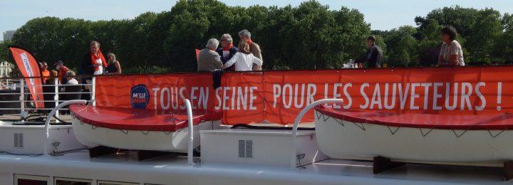 Mille SNSM –  Ô Large soutient les Sauveteurs !