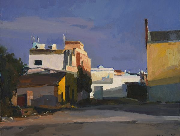 Eric BARI – Peintre de la Marine