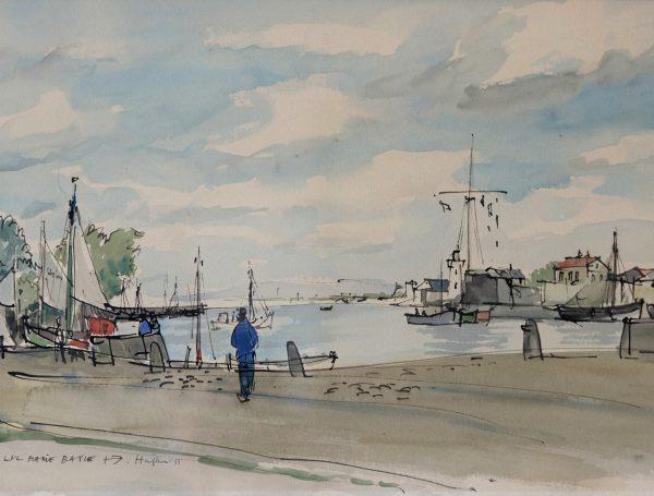Luc-Marie BAYLE – Peintre et Marin