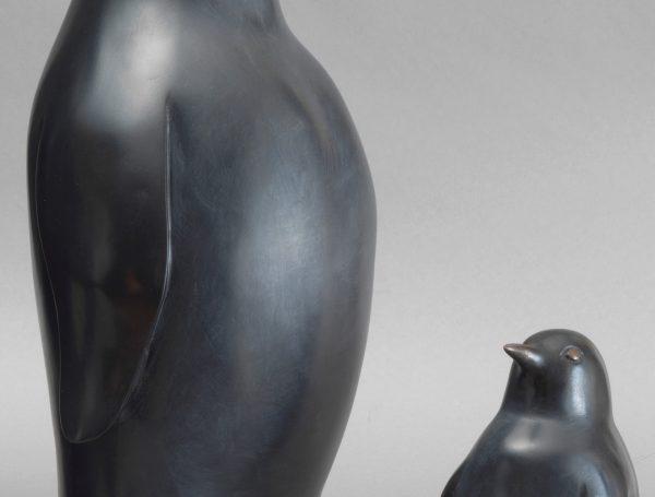 Nadine ENAKIEFF  –  Sculpteur – Peintre des Armées