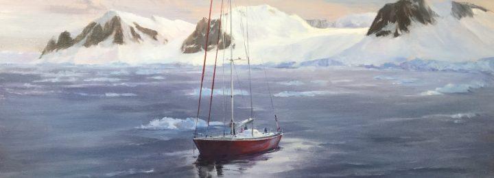 Artistes en Antarctique – Exposition peintres et sculpteur