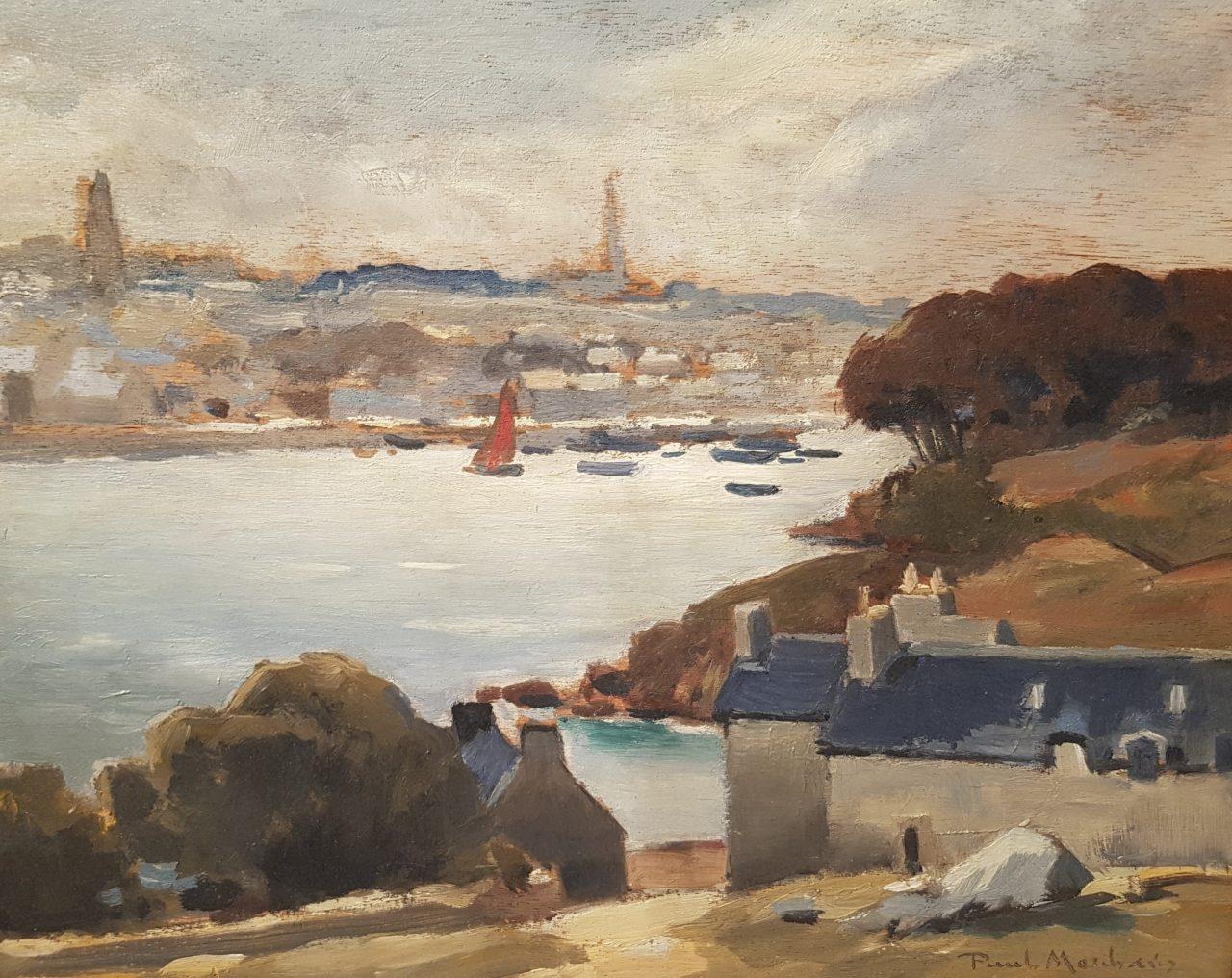 Le port de Trèboul