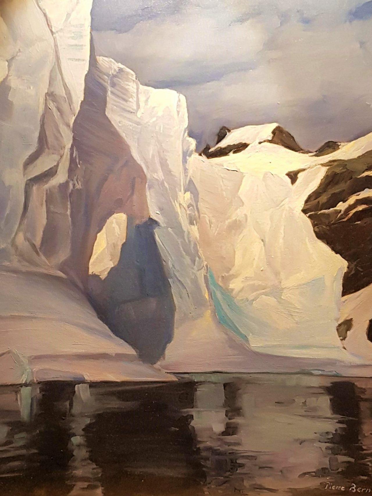 Citadelle en Antarctique