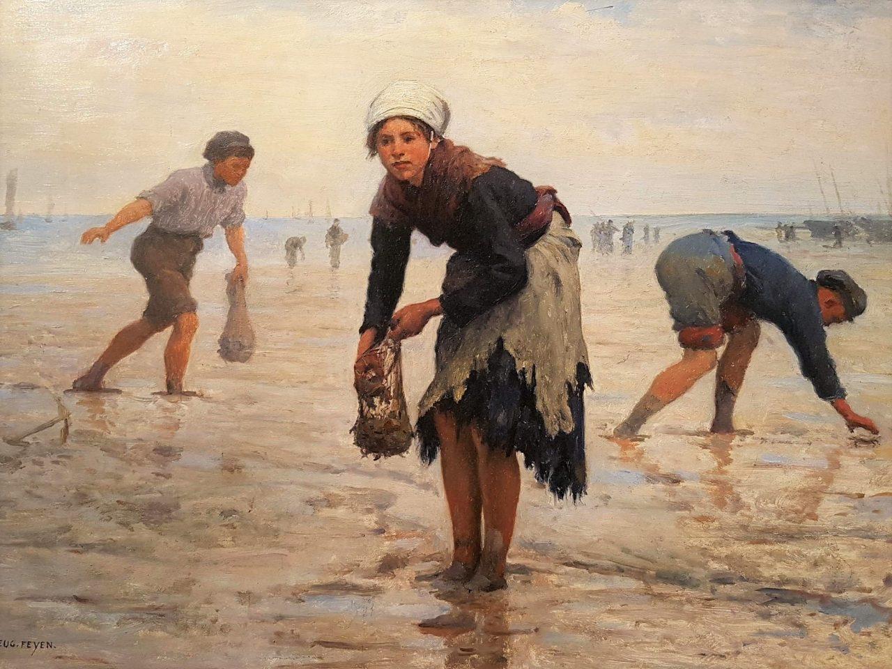 La pêcheuse de crabes